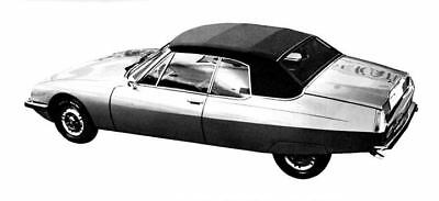 1972 Citroen SM Mylord Chapron Convertible Photo ua5318-3NPGLD
