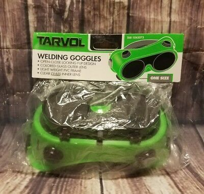Welding Safety Goggles Brazing Glasses Dark Safety Lenses Cutting Lightweight t5