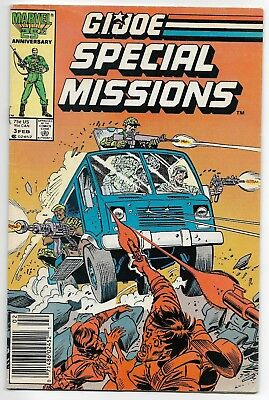 1986 Marvel Comics Group The G.i. Joe Special Missions #3
