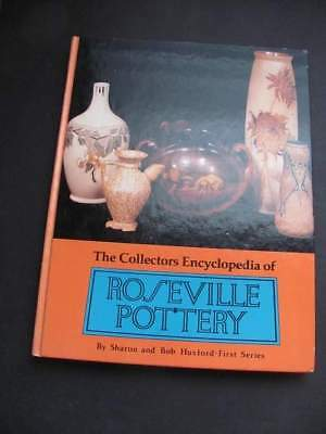 The Collectors Encyclopedia of Roseville Pottery Hardcover Book