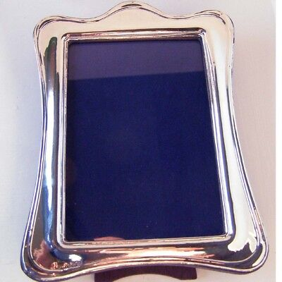 Hallmarked Silver Picture Frame. Sterling Silver Photo Frame On Special Offer