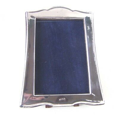 Solid Silver Picture Frame. Hallmarked Sterling Silver Photo Frame On Offer