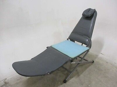 Used Aseptico Dental Furniture Folding Chair for Operatory Patient Exams