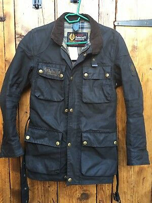 14e515b7959 BELSTAFF TRIALMASTER JACKET Used Condition No Size Shown Approx 36 ...