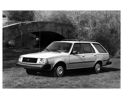 1981 Renault 18i Deluxe Sports Station Wagon Factory Photo ua9486-D3I8UP