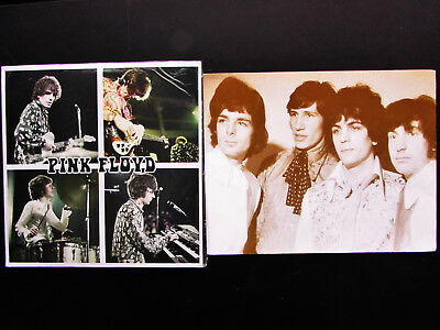 "FACTORY SEALED '67 SWEDEN ""PIPER"" TOUR the PINK FLOYD BARRETT Psych Garage TRIPS"