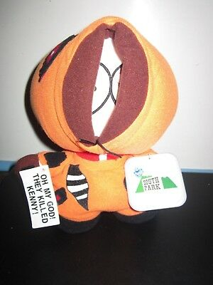Rare South Park Dead Kenny Plush Toy Doll Figure By Fun 4 All Nwt