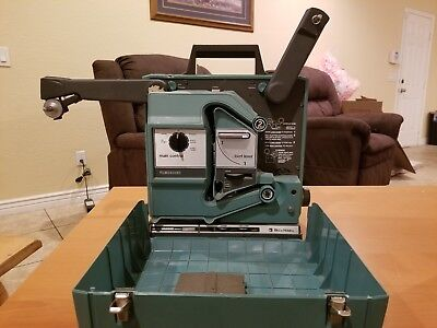 Bell&Howell model 1580 Film Sound 16 mm Projector Tested GUARANTEED