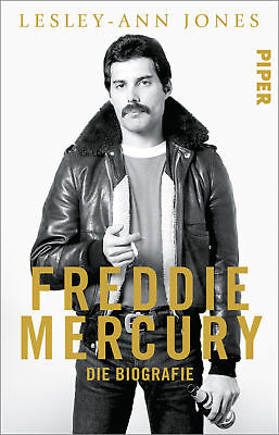 Freddie Mercury Lesley-Ann Jones