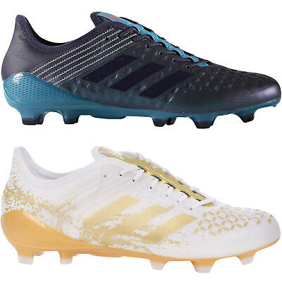adidas Performance Mens Predator Malice Control Firm Ground Rugby Boots