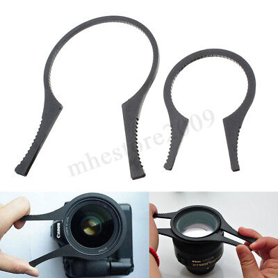 Kood Filter Wrench Spanner Camera Lens Filter Removal Tool 48-58mm/62-82mm Black