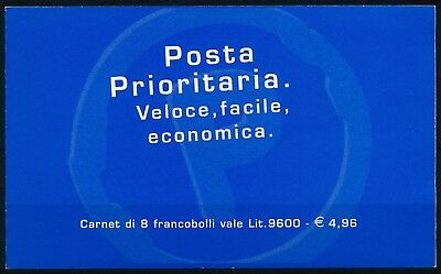 [H15311] Italy 1999 Good complete ADHESIVE booklet very fine