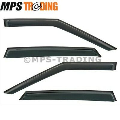 Range Rover Velar Wind Deflectors - Set Of 4 - Da1513