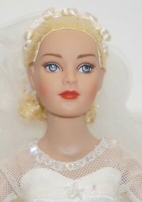 TINY KITTY COLLIER ~ Bridal Bliss Hat Box Set ~ TONNER DOLLS