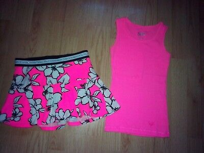 Justice 2 Piece Girls Outfit Size 7
