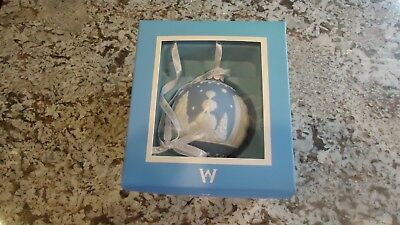 Wedgwood England Jasper-Ware Raised Relief English Countryside Ornament