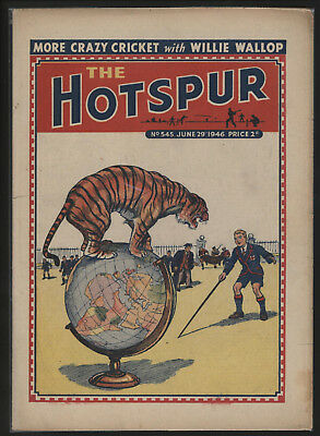 Hotspur #545, June 29Th 1946,  Exceptional Copy From A Private Collection