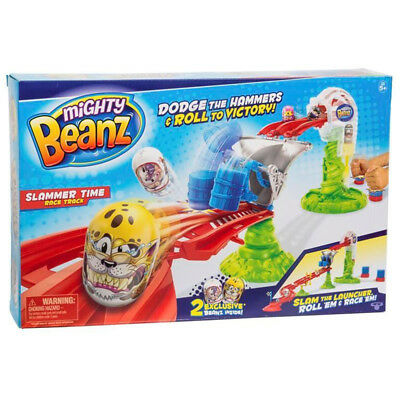 Mighty Beanz Slammer Time Race Track - 0MB-66504 - BRAND NEW