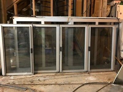 Aluminum DOUBLE HUNG impact resistant WINDOWS REPLACEMENT NEW CONSTRUCTION