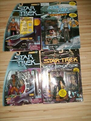 Star Trek Figuren Von Playmates Ovp