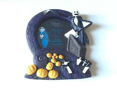 Disney Store Exclusive Nightmare Before Christmas Photo Frame Jack