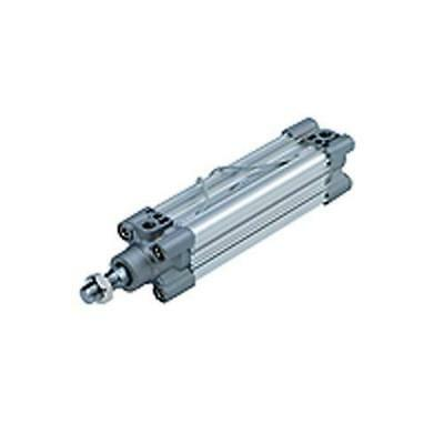 SMC CP96SDB32-650 ISO Cylinder, Double Acting with End of Stroke Cushioning