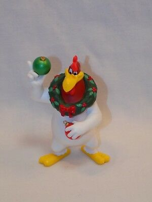 Warner Brothers Rooster Christmas Holiday Ornament Foghorn Leghorn Looney Tunes