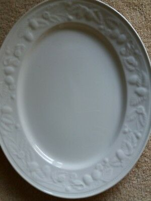 BHS Lincoln Oval Server Or Steak Plate In Vgc (multiples)