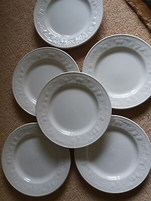 BHS Lincoln Tea Or Side Plates X6