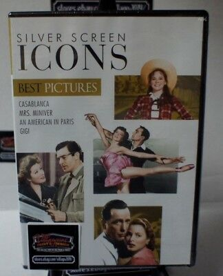 Silver Screen Icons: Best Picture Winners NEW DVD FREE SHIPPING!!