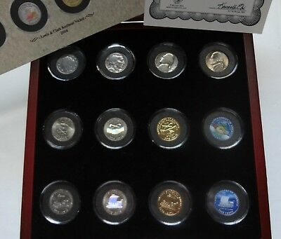 Liberty Buffalo Jefferson MORGAN MINT Certified Coin Collection Nickel US Coins