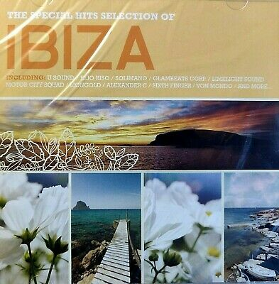 NEW SEALED - IBIZA - SPECIAL HITS SELECTION  Dance House Pop Club Music CD Album