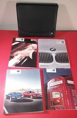 2011 BMW 328I 335I 335i 335is M3 Owner Manual and Case