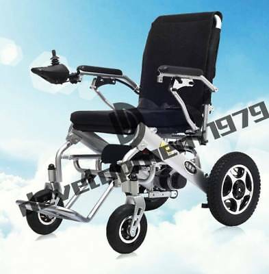 NEW Portable Folding Electric Mobility Electric Wheelchair Elderly Disabled