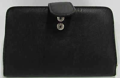 Mundi Women's Clutch Wallet in Black