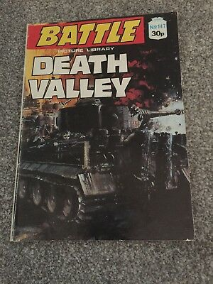 Battle Picture Library No.147 - Death Valley
