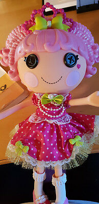 Lalaloopsy Jewel Sparkles Super Silly Party Puppe NEU
