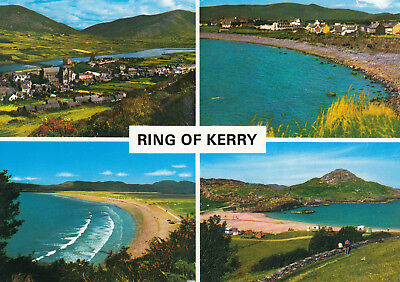 Alte Postkarte - Ring Of Kerry