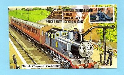 U.s. Fdc #3335 The 20Th Century Limited From The Famous Trains Set