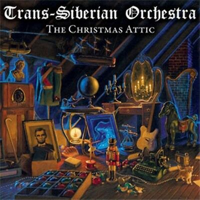 Trans-Siberian Orchestra - The Christmas Attic [2LP] (White Vinyl, 20th Annivers