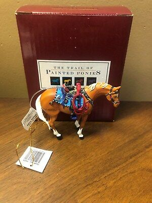 Trail of Painted Ponies Happy Trails Ornament - 2nd Herd - Retired - HTF