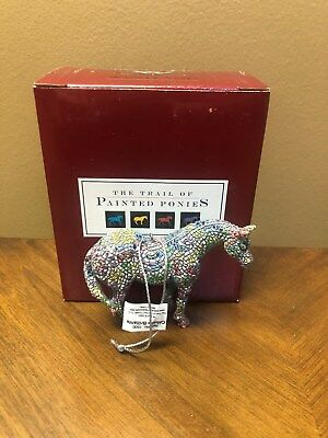 Trail of Painted Ponies Caballo Brillante Ornament - 1st Herd - Retired - HTF
