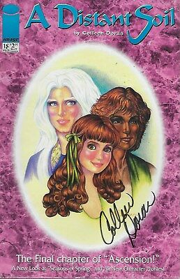 A Distant Soil No.18 / 1997 Signed by Colleen Doran