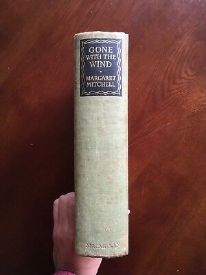 Gone with the Wind by Margaret 1st 1942 Edition