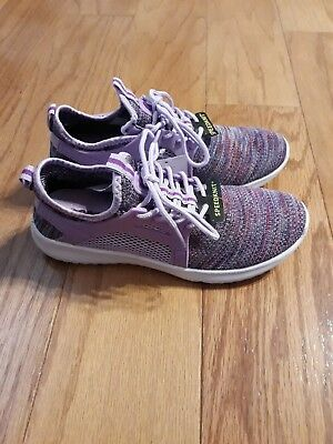 32e37a2ab4e8b NEW Girls Champion C9 Purple Lilac Speedknit Athletic Shoes  Size 5 Youth