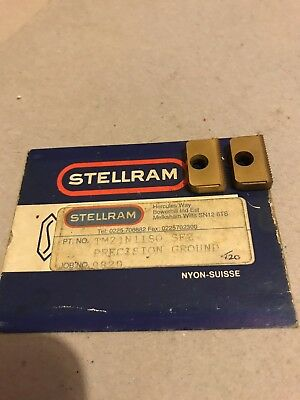 Stellram Thread Milling Carbide TM21N1ISO SF2