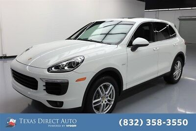 2015 Porsche Cayenne Diesel Texas Direct Auto 2015 Diesel Used Turbo 3L V6 24V Automatic AWD SUV Bose