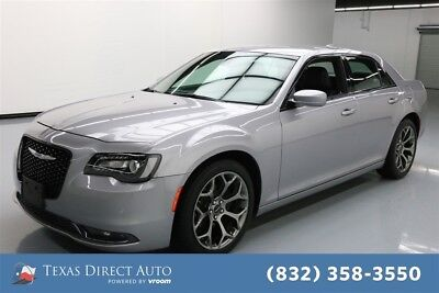 2018 Chrysler 300 Series 300S Texas Direct Auto 2018 300S Used 3.6L V6 24V Automatic RWD Sedan