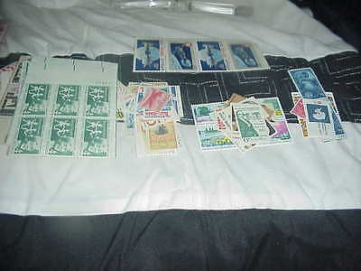 (1) Lot Of U.s Postage Stamps**$5.00 Face Value**All Different*Mint Unhinged