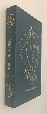 EASTON PRESS Theodore Sturgeon MORE THAN HUMAN Masterpieces of Science Fiction